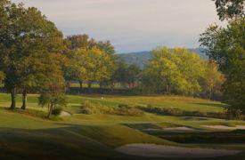Golf - Blue Ridge Mountains - Old Union Golf Course, North Georgia