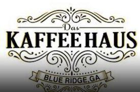 Das Kaffe Haus | Coffee Shops in Blue Ridge | Cabin Rentals of Georgia