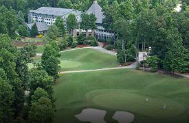 Golf in Blue Ridge - Brasstown Valley Resort - North Georgia