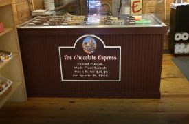 The Chocolate Express | Restaurants in Blue Ridge