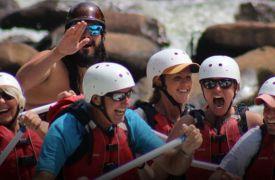 Rolling Thunder Rafting   Activities in Blue Ridge   Cabin Rentals of Georgia