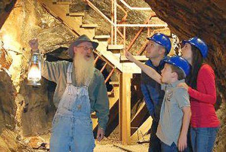Consolidated Gold Mines Dahlonega Georgia Cabin Rentals