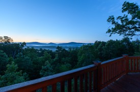 All Inspired Lodge | Cabin Rentals of Georgia | Stunning Views