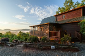 All Inspired Lodge | Cabin Rentals of Georgia | Surrounded By Nature