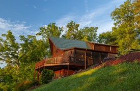 All Inspired Lodge | Cabin Rentals of Georgia | Perfect Getaway