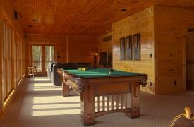 Serendipity On Noontootla Creek | Cabin Rentals of Georgia | Game Room