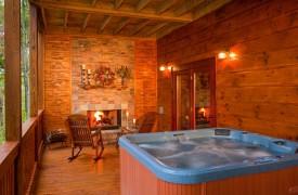 A Rolling River Cabin | Cabin Rentals of Georgia