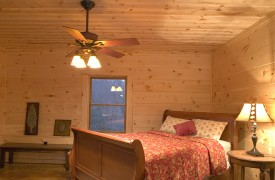 Fallen Timber Lodge | Cabin Rentals of Georgia | Second Terrace Suite