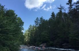 Aska Escape Lodge | Cabin Rentals of Georgia | River Activities