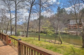 Toccoa Tails | Cabin Rentals of Georgia | Steps From The River