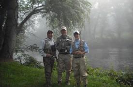 Toccoa Tails   Cabin Rentals of Georgia   Enjoy Fishing